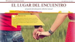 El Vaticano pone en marcha una web para ofrecer educación sexual a los jóvenes