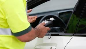 Un conductor vasco supera en casi 10 veces el límite de alcohol permitido