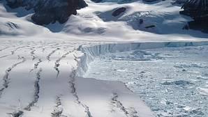 El desprendimiento de una plataforma de hielo podría causar el mayor desastre en la Antártida desde 1980