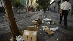 La basura en Madrid, problema capital