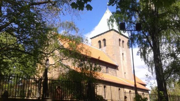 Noruega, Iglesia Gamle Aker