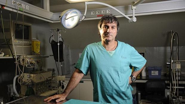 El cirujano italiano Paolo Macchiarini