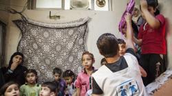 Recuperar las escuelas perdidas por la guerra en Siria es parte de la misión de la ONG en este país