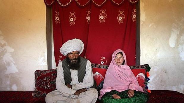 Captura del reportaje de Stephanie Sinclair sobre los matrimonios infantiles