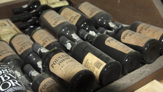 Vino de Oporto: el descenso más notable de consumo de alcohol se ha producido en la ingesta del caldo de la uva