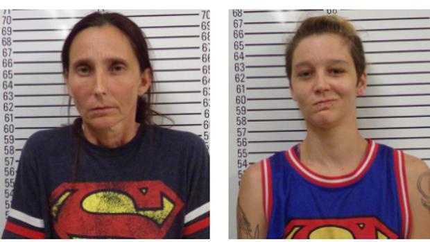 Madre e hija, arrestadas por un delito de incesto tras casarse en EE.UU.