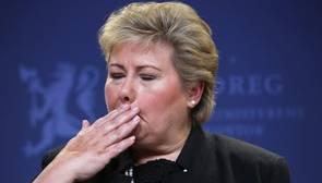 La primera ministra noruega, censurada en Facebook, acusa a la red social de cambiar la historia
