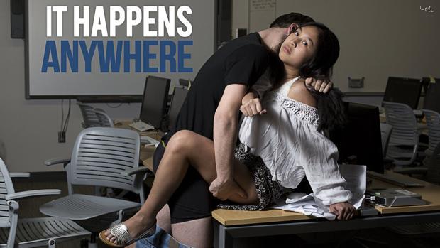 «Sucede en cualquier lugar»