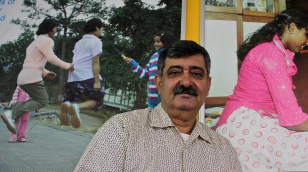 Siddhartha Kaul, presidente de Aldeas Infantiles
