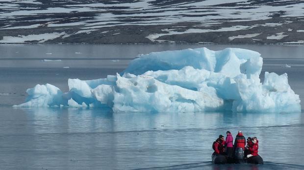 El hielo marino del Ártico alcanza su segundo mínimo más bajo en 37 años