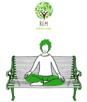 Captura de pantalla de la aplicación web del programa «REM Volver a casa»