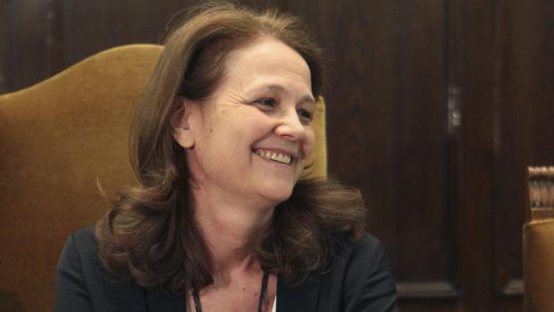 Montserrat Gomendio, en una imagen de archivo