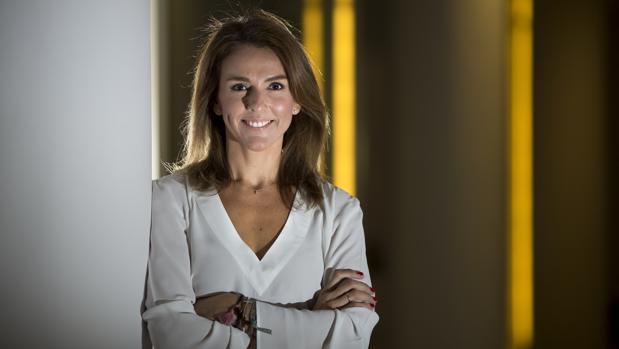 Pilar Sainz Díaz, directora de Comunicación de Vocento