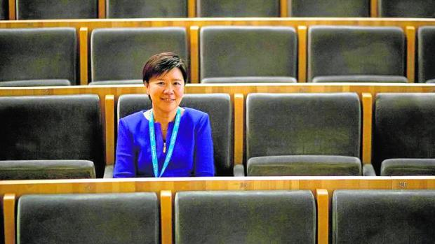 La neurocientífica Nancy Ip, premio L'Oréal-Unesco For Women 2014