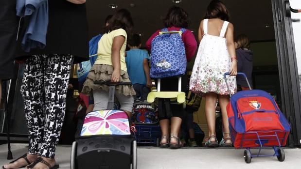 Save The Children denuncia que la educación española acentúa las desigualdades sociales