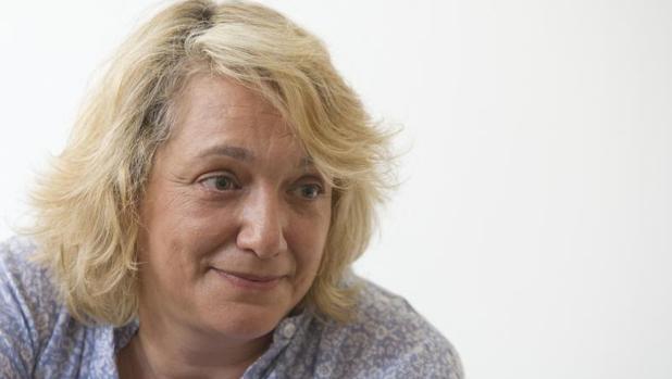 La autora del libro «El complejo del espermatozoide», Susana Méndez Gago