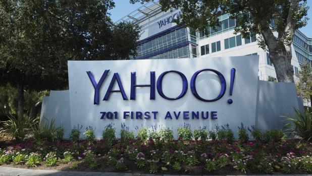 Sede de Yahoo en Sunnyvale, California, Estados Unidos