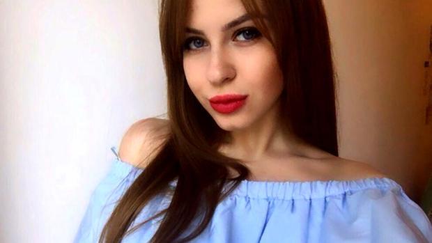Ariana, la joven rusa que ha subastado su virginidad