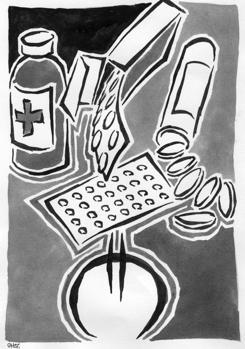 La píldora se acerca al preservativo como método anticonceptivo más usado