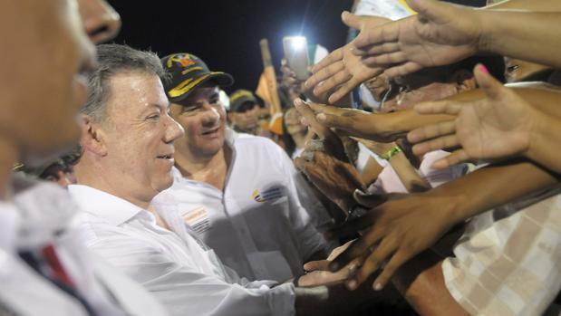 Juan Manuel Santos anunció hace unas horas que el Papa viajaría a Colombia en el primer cuarto de año del 2017