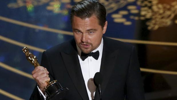DiCaprio es el abanderado de la lucha contra el cambio climático en Hollywood