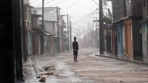 El huracán Matthew golpea severamente Guantánamo a su paso por el oriente de Cuba