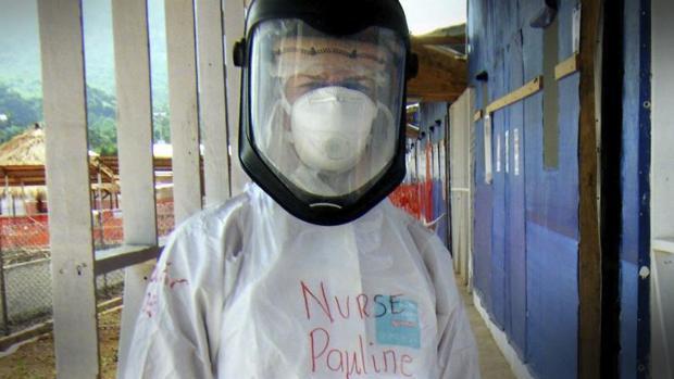 Ingresan por cuarta vez a la enfermera escocesa que contrajo el ébola en Sierra Leona en 2014