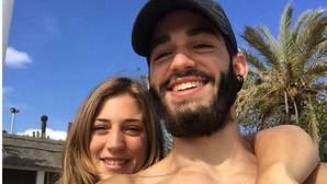 Pablo Ráez agradece el apoyo a su novia pidiéndole matrimonio públicamente
