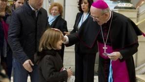 Monseñor Osoro: «Agradezco al Papa Francisco la confianza que deposita en mí»