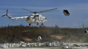 España envía dos aviones con ayuda humanitaria a Haití