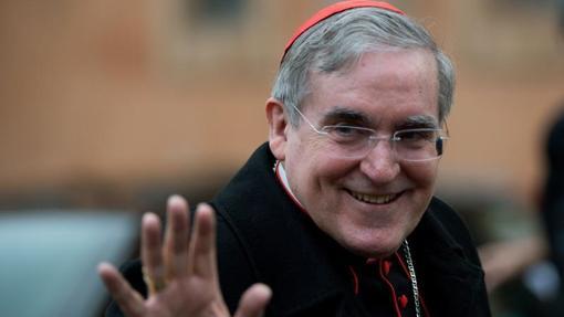 El cardenal Lluis Martínez Sistach cumplirá 80 años en abril del próximo año