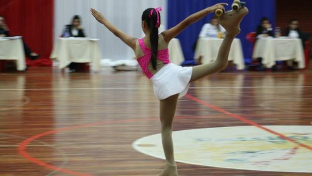 Fotografía cedida por Plan International, tomada por la paraguaya Brenda Robles, galardonada en la categoría «pequeños grandes gigantes» en el concurso «Por ser niña»