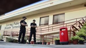 El Govern balear dice que había dos profesores de guardia el día en que fue atacada una niña