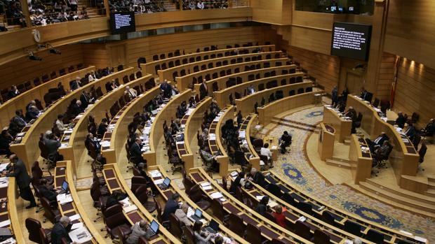 El Pleno del Senado debatirá la semana que viene una moción para paralizar las reválidas