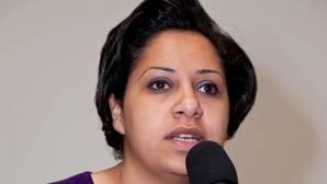 Mozn Hassan, feminista egipicia, fue galardonada con el conocido Premio Nobel Alternativo