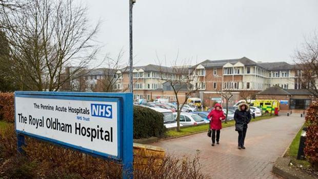 El hospital de Manchester donde murió el pequeño Eshaan Bilal