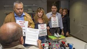 Habla la familia de la niña agredida en Palma: «Estamos indignados por que se quiera dar carpetazo»