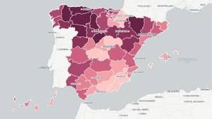 Radiografía en cifras del cáncer de mama en España