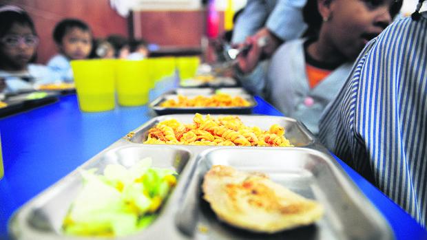 Las «croquetas ilegales» han sido elaboradas a partir de restos de alimentos de un colegio