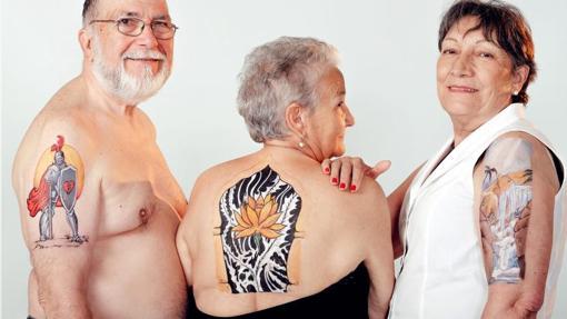 Exposición con supervivientes del cáncer