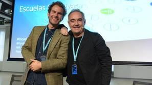Después del éxito de «elBulli», Ferrán Adrià quiere ahora revolucionar las aulas españolas