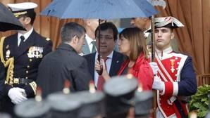 Armengol traslada a Javier Fernández su posición contraria a la abstención a Rajoy