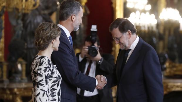 Rajoy, sobre su posible investidura: «Lo mejor que puedo hacer es estar callado»