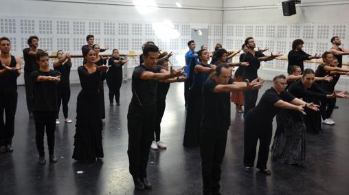 El Ballet Nacional de España junto a 20 jóvenes con síndrome de Down