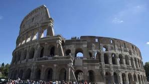 Lento despertar de un volcán a las puertas de Roma