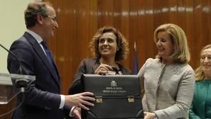 Dolors Montserrat: «Para una catalana de corazón es un privilegio ser ministra de España»