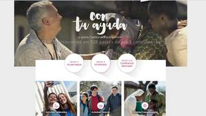 La Iglesia crea el primer portal de donativos en internet