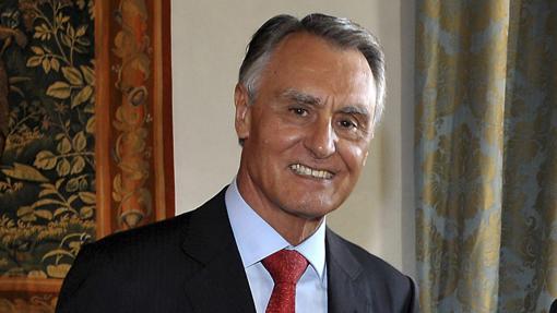 El político portugués Aníbal António Cavaco Silva