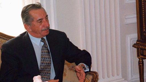 Imagen de achivo del que fuera diputado de Chipre Thamos Papadopulos