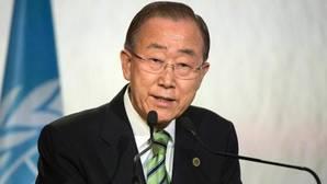 El secretario general de la ONU avisa de que si no se actúa ya la temperatura subirá 4ºC a finales de siglo